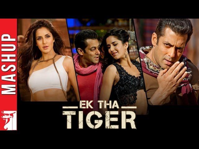 Ek Tha Tiger - Mash Up - Salman Khan | Katrina Kaif