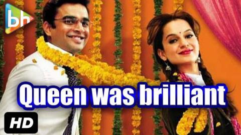 """Queen Was Cinema In All Its Grandeur & Was Still Very Real"": R Madhavan"
