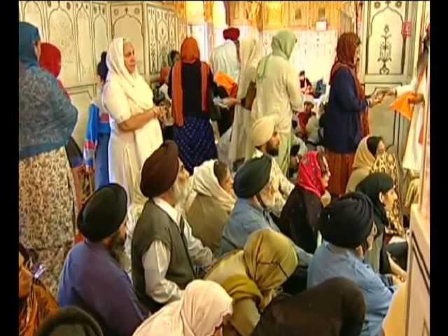 Bhai Harbans Singh Ji - Toon Kaale Likh Na Lekh Bandeya - Ik Naam Guru Kolon Mang Lai(Vyakhya Sahit)