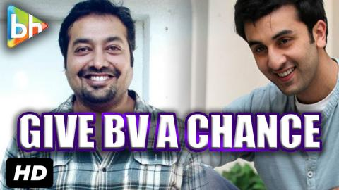 """I Hope People Give Bombay Velvet An Opportunity..."": Ranbir Kapoor"