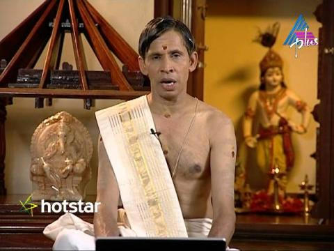 Astrology - Nakshathraphalam Kanipayoorinoppam 03-08-15