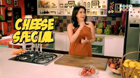 Promo - Mummy Ka Magic Cheese Special | Chef Amrita Raichand | FOODFOOD