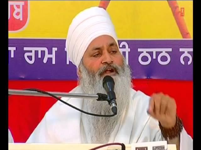 Sant Baba Ram Singh Ji - Maayi Mere Man Ko Sukh (Vyakhya Sahit), Live On 08.03.2013