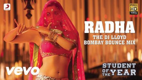Radha (Remix) - Student of the Year   Alia Sidharth   Varun   Karan Johar