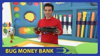 Art attack do it yourself paper puppets disney india official art attack bug money bank disney india official solutioingenieria Images