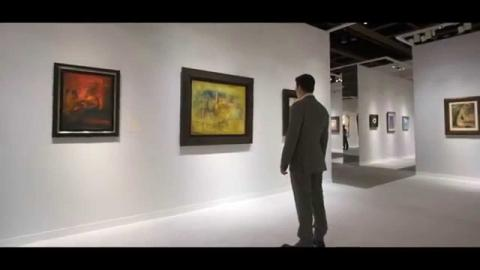Behind the Scenes: Asian 20th Century and Contemporary Art