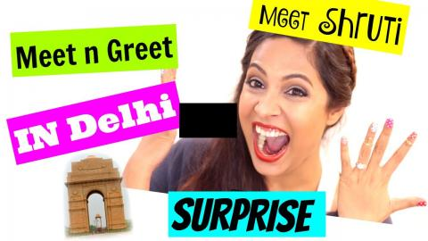Meet and Greet Announcement -Friday 5th Feb NEW DELHI