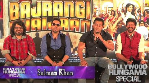 """If Sanjay Dutt Comes On Parole, No Way I'll Party With Him"": Salman Khan"
