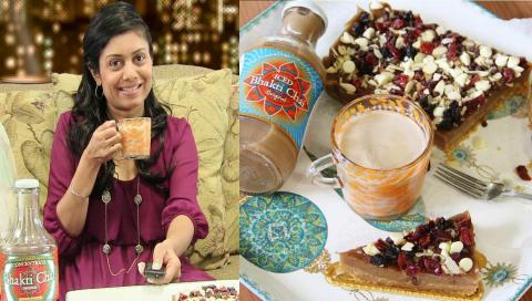Chai Time with Bhavna Sponsored by Fresh Bhakti Chai | Chai Bars Recipe