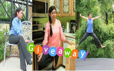 *GIVEAWAY * Do You Do Yoga While Cooking? Betabrand Yoga/Dress Pants