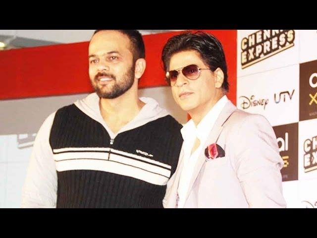 Rohit Shetty making a Marathi film with Shahrukh Khan
