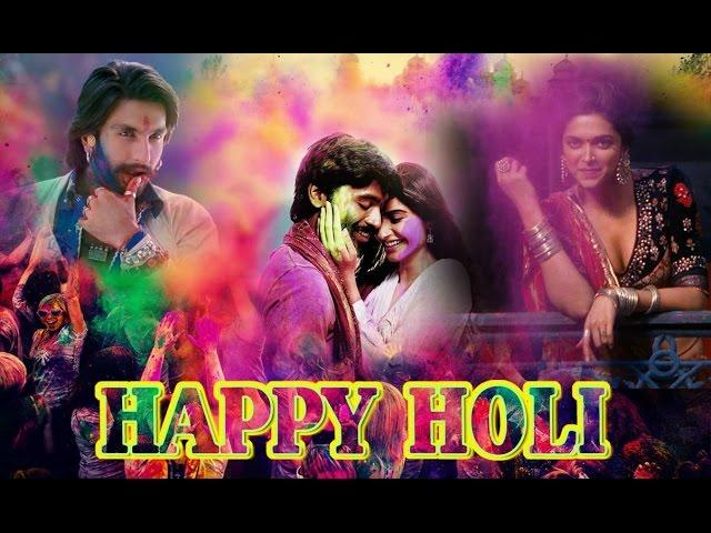 ErosNow Wishes You A Colourful Holi