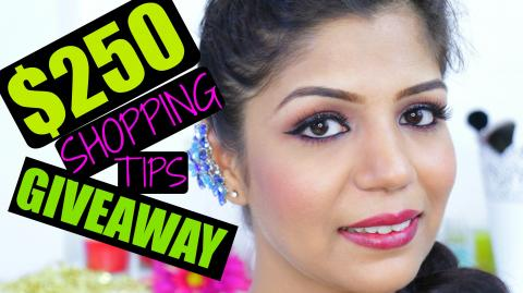 Shopping Addicts Shopping Tips Mooppi $250 Giveaway | SuperPrincessjo