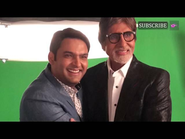 Comedy Nights with Kapil: Amitabh Bachchan to rock with Kapil Sharma