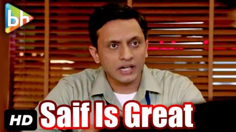 """Saif Ali Khan Is A Great Person..."": Mohammed Zeeshan Ayyub"