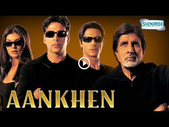 Aankhen Movie Amitabh Bachchan Songs
