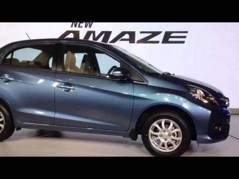 New Honda Amaze 2016: First Look