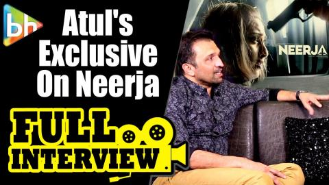 Atul Kasbekar | Neerja |  Full Interview | Sonam Kapoor | Shah Rukh Khan | Rapid Fire