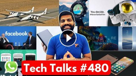 Tech Talks #480 - P20 Pro India, OnePlus 6 Ad, Facebook Fake