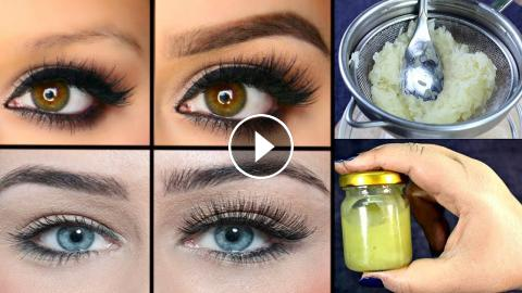 4ed1e8f59f3 Learn how to grow eyebrows and eyelashes faster and thicker, diy serum to grow  eyebrows and eye lashes using only two natural ingredients. This serum .
