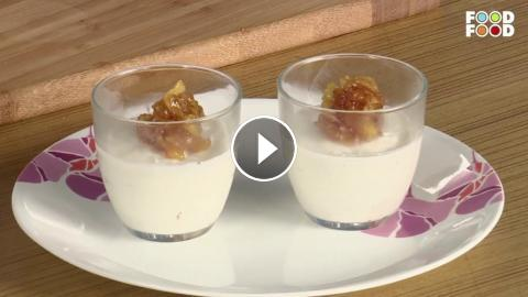 Fresh and light pineapple mousse super foods chef chinu vaze fresh and light pineapple mousse super foods chef chinu vaze foodfood forumfinder Choice Image
