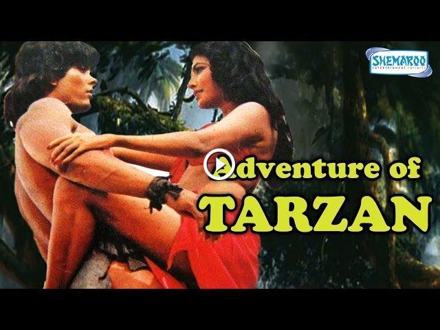 Adventures Of Tarzan - Kimi Katkar - Hemant Birje - Hindi -1142