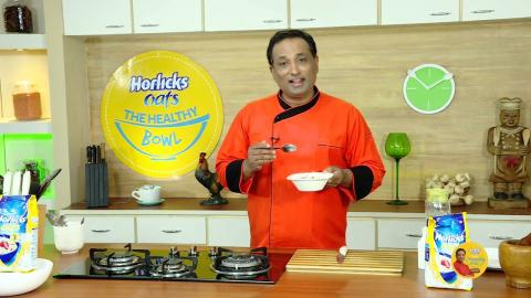 Oats Curd & More - Horlicks Oats