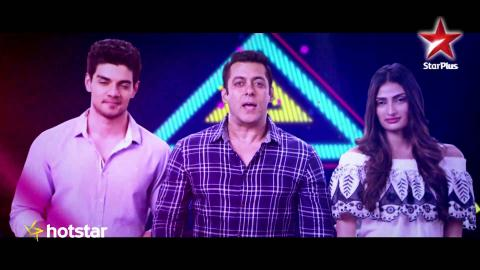 Salman Khan introduces you to a new Hero on Dance+