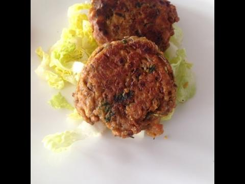Lentils Kebabs (Vegan Gluten Free Recipe) - Star of the Show