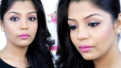 Valentines Date Night Makeup Tutorial 2016 | SuperPrincessjo