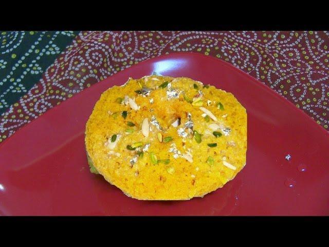 Rajasthani ghevar recipe video sweet delicacy dessert by bhavna forumfinder Choice Image