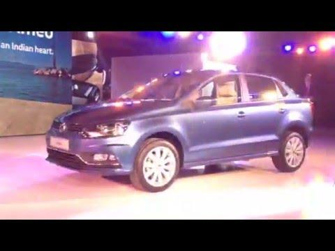 New Volkswagen Ameo: First Impression Video