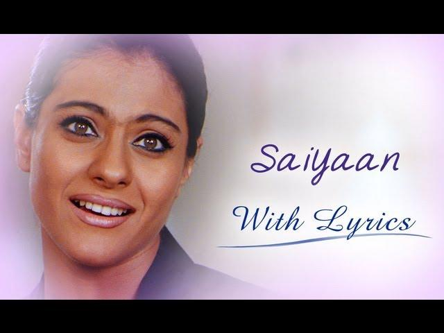 Saiyaan Song With Lyrics - U Me Aur Hum