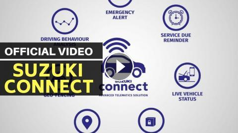 Suzuki Connect for Maruti Baleno, Ignis, Ciaz & S-Cross launched