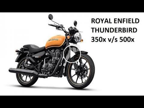 royal enfield thunderbird 350x review