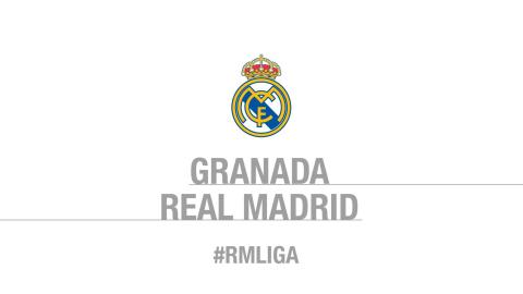 This is Real Madrid starting XI for tonight's match against Granada