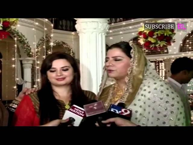 On location of serial Qubool Hai | 27th January