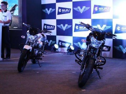 Bajaj V150 unveiled: First Look