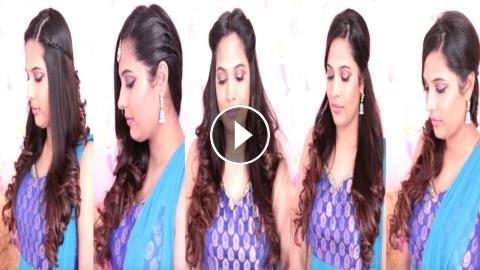 5 Simple And Easy Hairstyle Desi Hairstyles