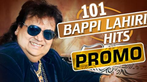 101 Bappi Lahiri Hits Promo - Disco King - Bollywood Hit Numbers
