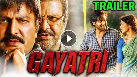 Gayatri (2018) Official Hindi Dubbed Trailer | Vishnu Manchu