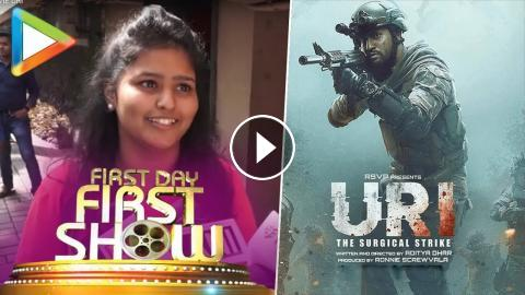 URI PUBLIC REVIEW | First Day First Show | Vicky Kaushal