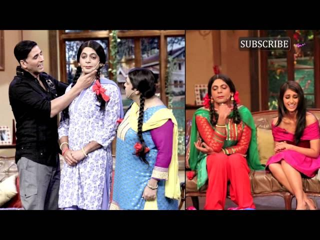 Should Sunil Grover return as Gutthi to Kapil Sharma's Comedy Nights with Kapil
