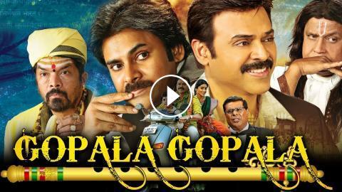 Gopala Gopala Hindi Dubbed Full Movie   Pawan Kalyan, Venkatesh