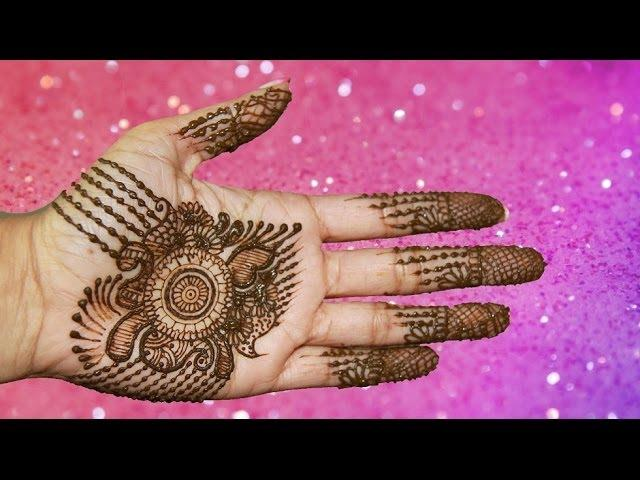Learn Lace Henna Design Step By Step Prem Dulhan Henna Mehendi Review