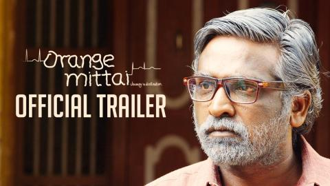 Orange Mittai - Official Trailer | Vijay Sethupathi | Biju Viswanath