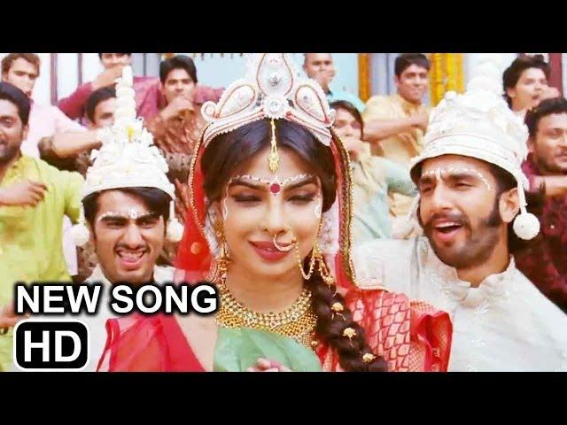 Gunday song Tune maari entriyaan: Ranveer Singh and Arjun Kapoor try hard to impress Priyanka Chopra
