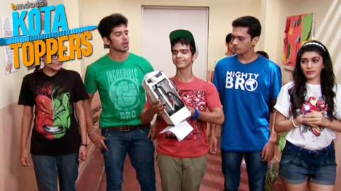 Invention Test | Kota Toppers | Episode 3 Promo