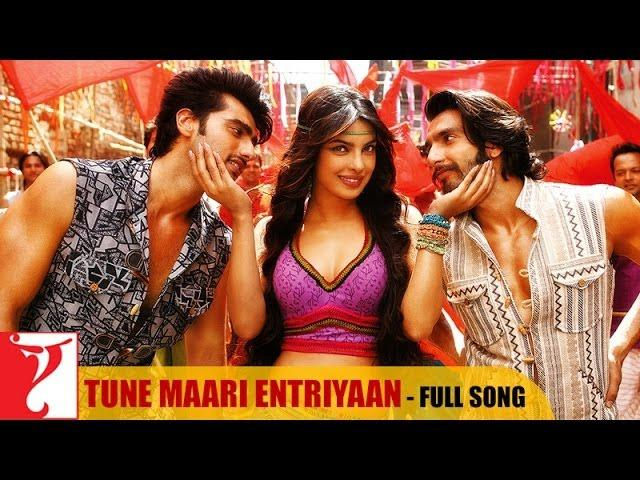 Tune Maari Entriyaan - Full Song - GUNDAY