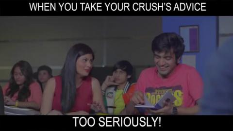 When You Listen To Your Crush's Fashion Advice : Epic Fails | Life Lafde Aur Bandiyan